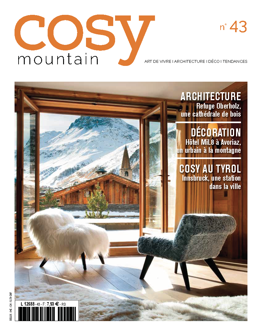 Couverture Cosy Mountain 43