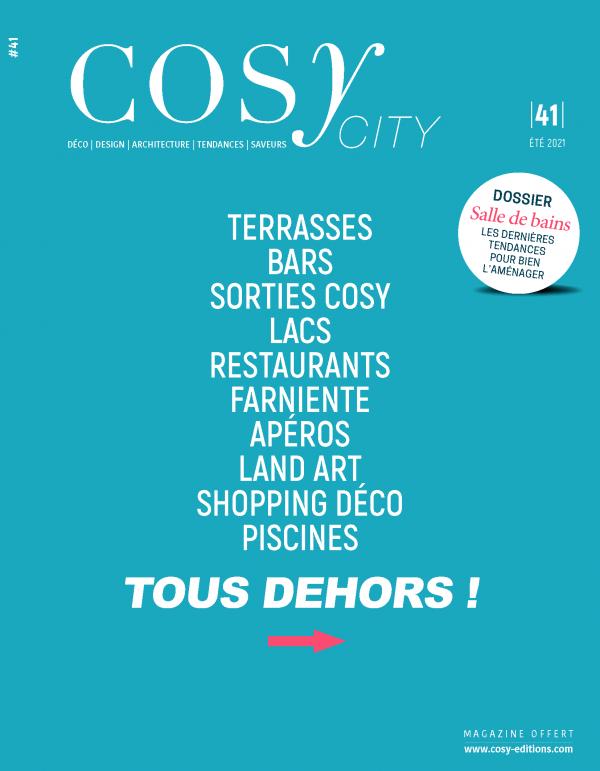 Couverture Cosy City 41