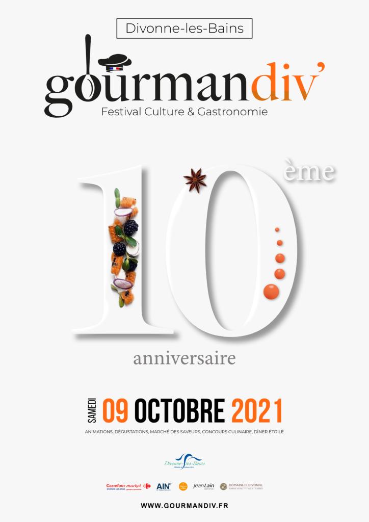 affiche_gourmandiv